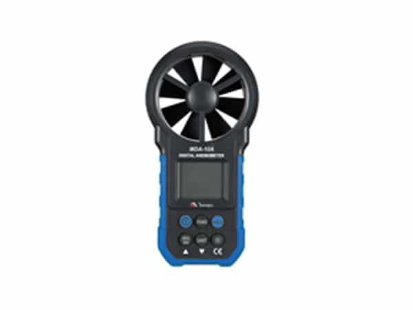 Anemômetro Digital Portátil Mod MDA-10A