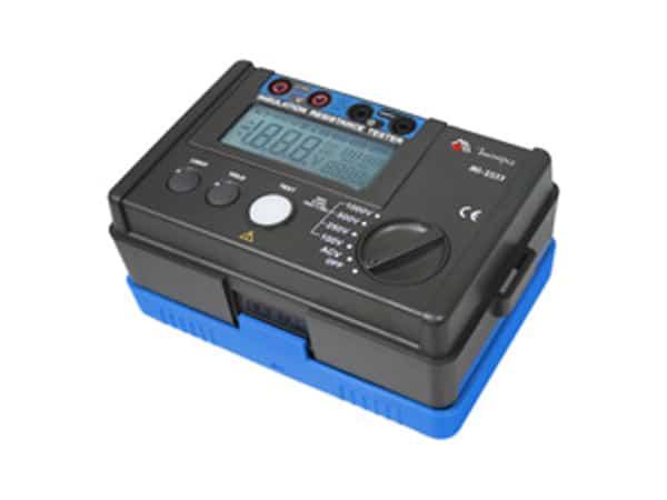 Megômetro Digital Portátil