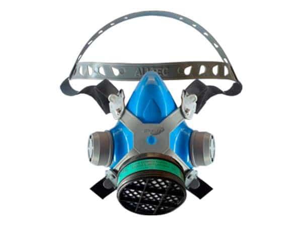 Respirador semifacial com manutenção