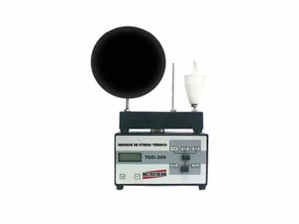 Medidor de Stress Térmico Digital Portátil